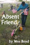 Absent Friend - small book cover