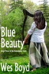Blue Beauty - small book cover